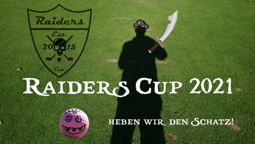 Raiders Cup - Jack Sparrow wäre einer von uns F65 #Golf #Crossgolf