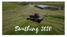 Swathing 2020 by Justin Forseth